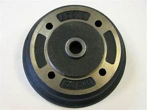 Kawasaki Mule Front Brake Drum 2510 3000 3010 3020 4000