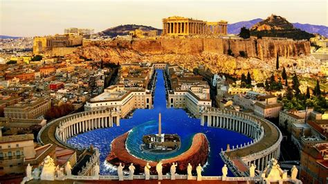 athens tourist attractions   places  visit youtube