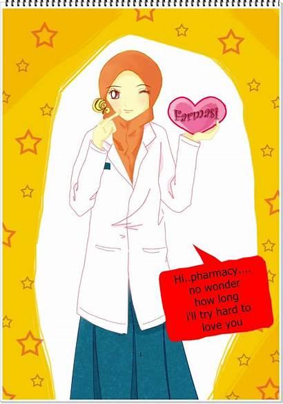 Farmasi Apoteker Hari Pharmacist Anaa Innallaha Ma