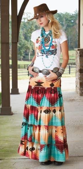 western cowgirl dress ladies fashion style