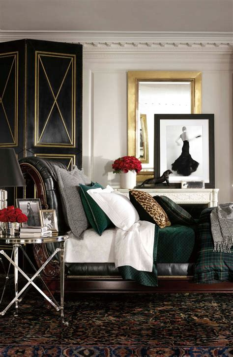 ralph home decor ralph home s classic duke bedding is masculine in