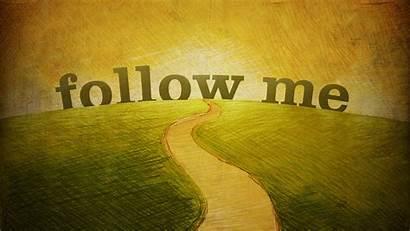 Follow Jesus John Lukas Please Disciple Gospel
