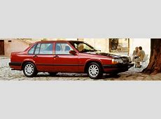 Volvo 940 and 960 Brochures