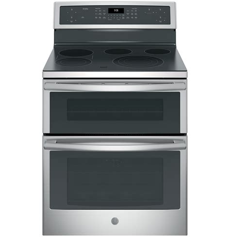 ge profile ge profile series 30 quot free standing electric oven