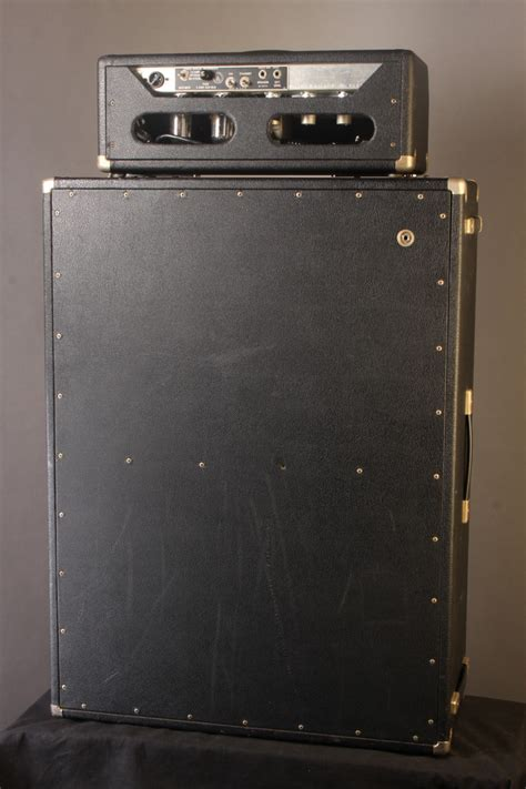 pa2770 fender bassman head and cabinet 1968
