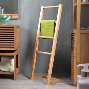 Handtuchhalter Stehend Holz : bad handtuchhalter f gen sie eine funktion und sch nheit ~ Whattoseeinmadrid.com Haus und Dekorationen