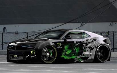 Monster Energy Wallpapers Cool Cars Backgrounds Camaro