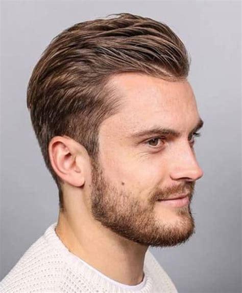 gallant hairstyles  men  receding hairlines