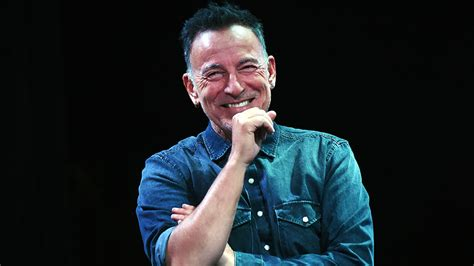Bruce Springsteen Inspired Charities Looking The Boss