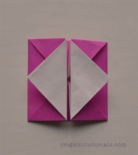 Origami Box Falten by Origami Box Tato Tutorial Folding Origami Origami