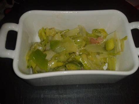 cuisine poireaux poireaux vinaigrette lia022 recette cuisine companion