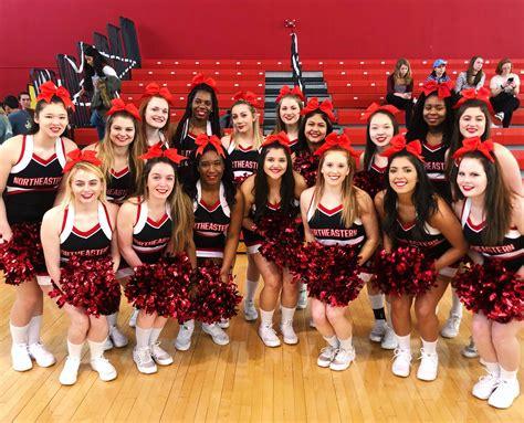cheerleading headed  nationals