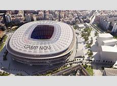 Barcelona's Camp Nou renovation and expansion plans get go