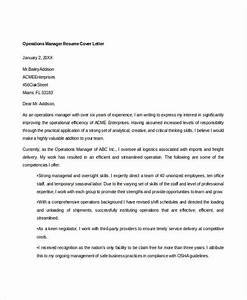 cover letter operations manager olalapropxco With cover letter for operations coordinator