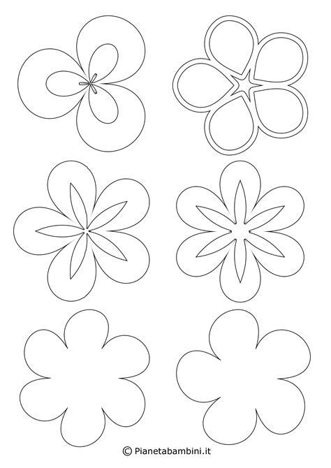 disegni fiori da colorare per bambini disegni da colorare fiori di primavera