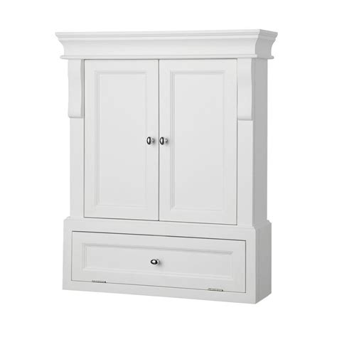 home depot wall cabinets home decorators collection naples white wall cabinet the