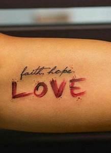 Hand Tattoos Schrift : best 25 faith tattoos ideas on pinterest faith tatto christian tattoos small and faith ~ Frokenaadalensverden.com Haus und Dekorationen