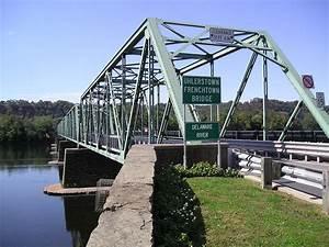 Uhlerstown U2013frenchtown Bridge