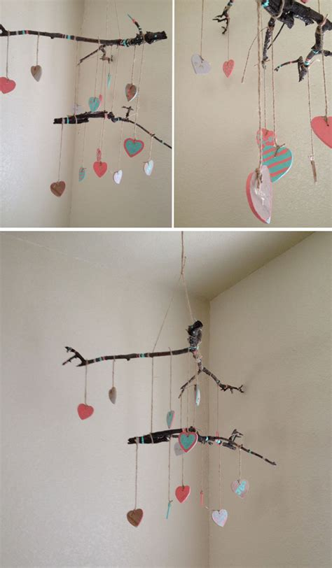 adorable  stylish diy baby mobiles
