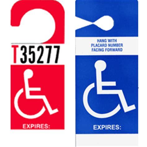 handicap parking permit  arkansas ar