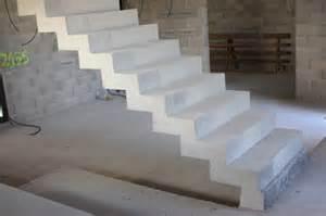 Cremaillere Escalier Beton by Scal In Pour Un Particulier Dans Le Gard 30