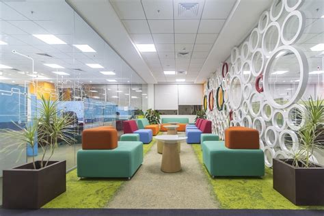 » Maxim Integrated Corporate Office By Zyeta Interiors