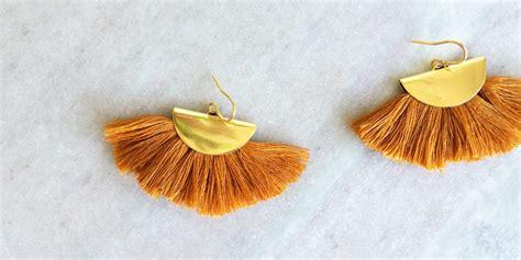 Fabriquer Des Boucles D Oreilles Diy Bijoux Faire Des Boucles D Oreilles Ethniques