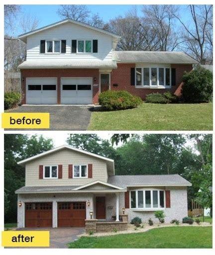 garage makeovers midcentury exterior