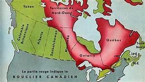 Carte Nickel Relief : qu est ce que le bouclier canadien et quoi sert il ~ Medecine-chirurgie-esthetiques.com Avis de Voitures