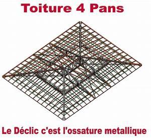 Prix Toiture 80m2 : toiture 4 pans pour construction de 80m2 ~ Melissatoandfro.com Idées de Décoration