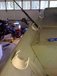 Homemade Fishing Rod Holders Boat