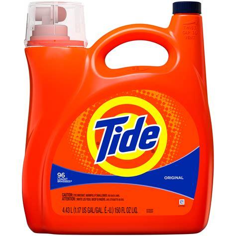 tide detergent  ultra original scent  fl oz