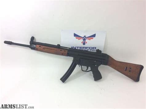 armslist  sale hk mp clone carbine wood