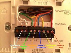 Honeywell Th5220d1003 Wiring Diagram Sample