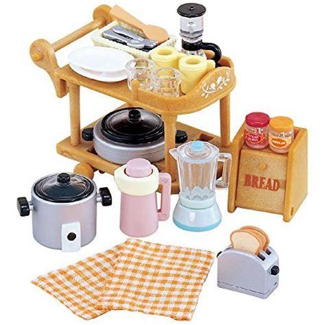 set utensilios de cocina de sylvanian families ofertas