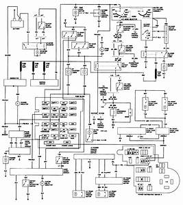 1991 Chevy S10 Wiring Schematic