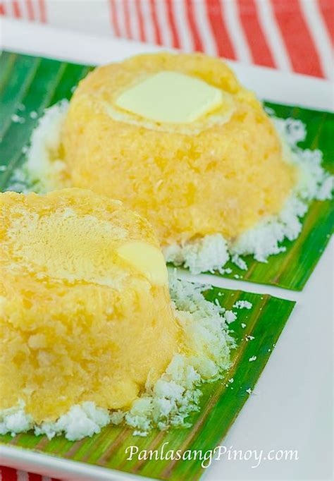 Cassava Recipe Panlasang Pinoy