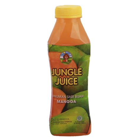 jungle juice soursop 500 ml jungle juice pomegranate 500 ml sukanda djaya