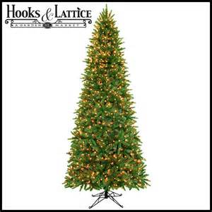 7 5 ft pre lit spruce artificial christmas tree led optional