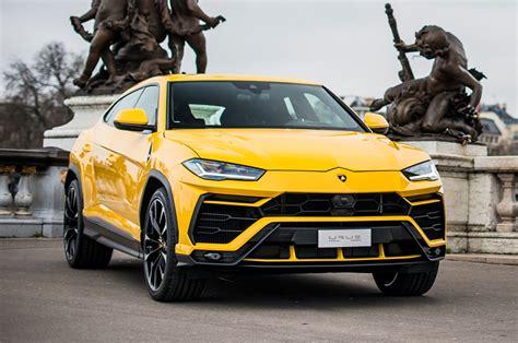 2019 Lamborghini Urus First Drive Review