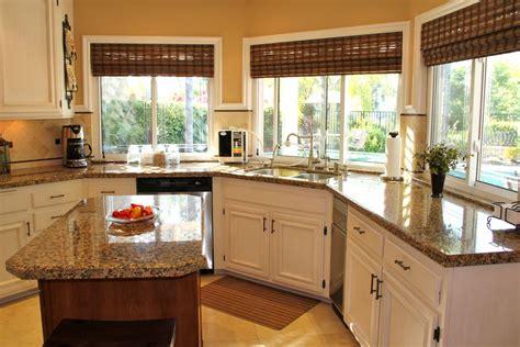 Kitchen  Remarkable Kitchen Window Treatment Ideas With