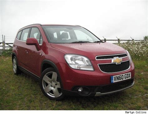 Chevrolet Orlando Modification by Chevrolet Orlando Vcdi Best Photos And Information Of
