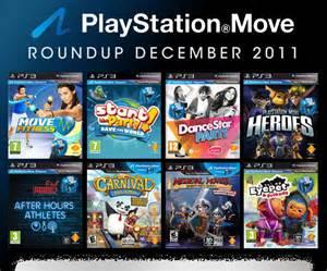 PlayStation Move Games
