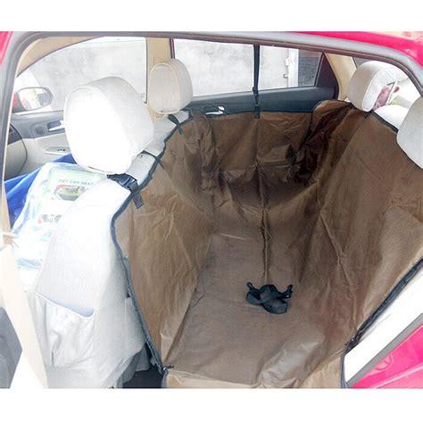 housse de protection siege voiture couverture housse protection etanche siège arrière voiture