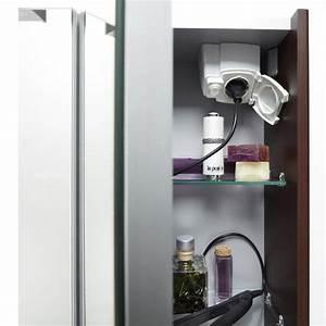 meuble salle de bain solco 70x46x46 2 tiroirs et vasque With interrupteur meuble salle de bain
