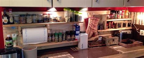 meuble cuisine en palette idee rangement cuisine 10 idee bricolage