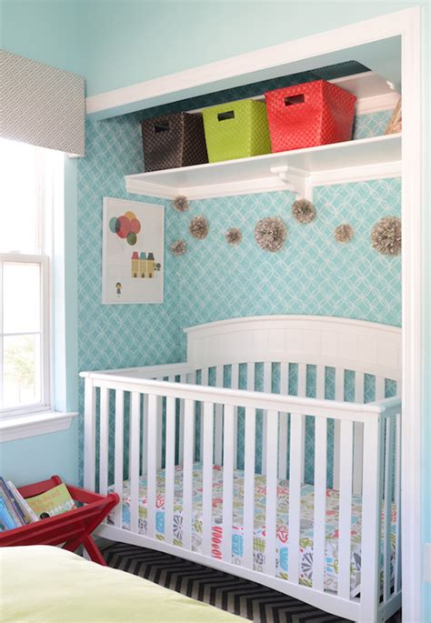 Crib In Closet by Crib In Closet Contemporary Nursery Finnian S Moon
