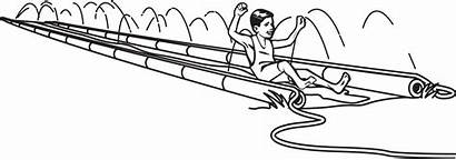 Slip Slide Clip Wired Clipart Build Fun