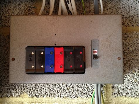 fuse boards thames valley electricians