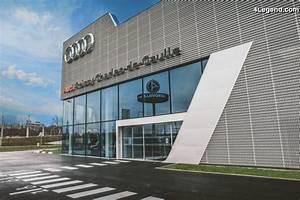 Ouverture du Terminal Audi Roissy Charles de Gaulle exploité par le Groupe Bauer Paris 4Legend